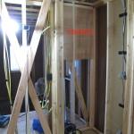地震対策 冷蔵庫補強
