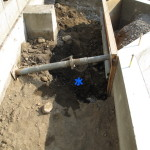 基礎工事をしたら水が出てきた原因