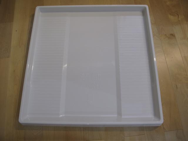 TOTO 洗濯機用防水トレイ PWY1W商品画像