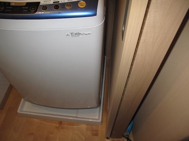 TOTO 洗濯機用防水トレイ PWY1W設置ドア側