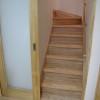 リビング内階段の寒さ対策