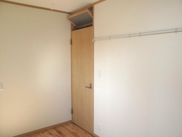 欄間付き室内ドア開